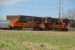 BNSF 4324 Is on todays MadGal.